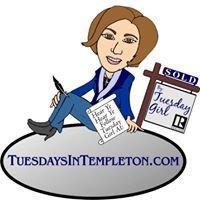 Diane Haley Brooks aka Tuesday Girl, Realtor