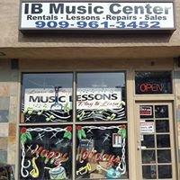 I.B. Music Center