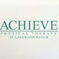 Achieve Physical Therapy at Lakewood Ranch