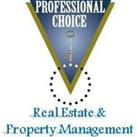 Professional Choice Real Estate & Property Management