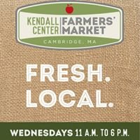 Cambridge/Kendall Center Farmers Market