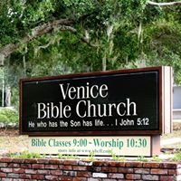 Venice Bible Church-Page