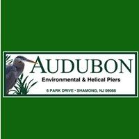 Audubon Environmental & Helical Piers