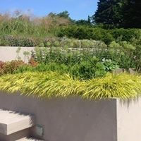 Modern English Garden Design