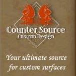 Counter Source Custom Design