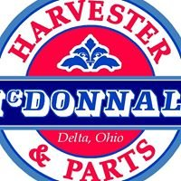 McDonnall Harvester & Parts, Inc.