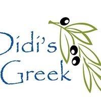 Didi's Greek