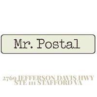 Mr. Postal