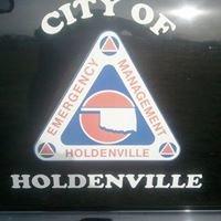 Holdenville Emergency Management