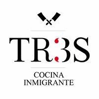 TRES · cocina inmigrante ·
