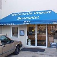 Bethesda Import Specialist