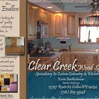Clear Creek Wood Specialties