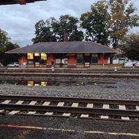Parkesburg Amtrak Station