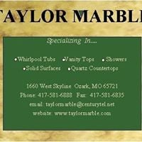 Taylor Marble