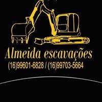 Almeida escavações