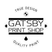 Gatsby Print Shop