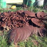 Metal Art/Garden Art material supplies