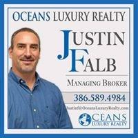 Justin Falb - Oceans Luxury Realty