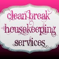 Clean Break Housekeeping