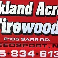 Oakland Acres Firewood & Land Management