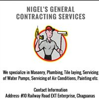 Nigel's General Contracting Services