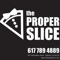 The Proper Slice