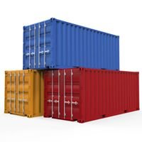 Houston Ship Container