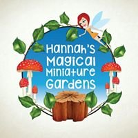 Hannah's Magical Miniature Gardens