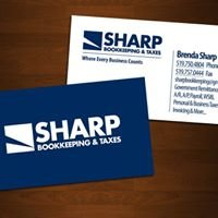 Sharp Bookkeeping & Taxes