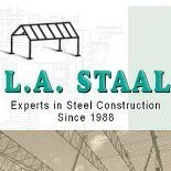 Steel Structures Construction Western Cape South Africa-LA Staal