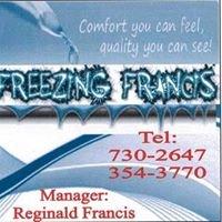 Freezing Francis