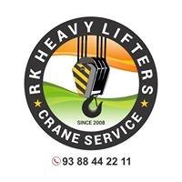 RK Heavy Lifters - Crane Service