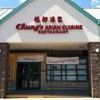 Chung's Asian Cuisine Restaurant & Cocktail Lounge