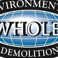 Whole Environmental Demolition