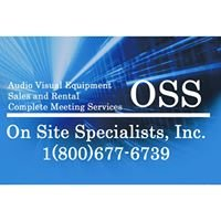 On Site Specialists