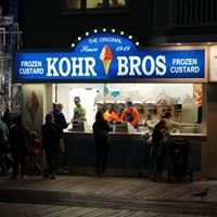 Kohr Bros Frozen Custard