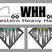 Western Heavy Haul/SMAF Construction/Environmental