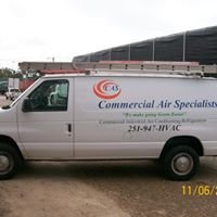 Commercial Air Specialists, LLC