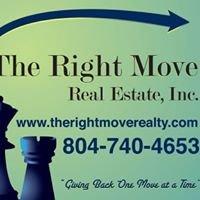The Right Move Real Estate Inc.