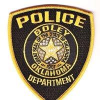 BOLEY POLICE DEPARTMENT
