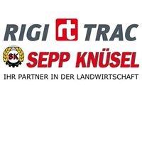 Rigitrac Traktorenbau AG / Sepp Knüsel AG