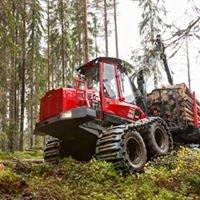 Komatsu Forstmaschinen - Komatsu Forest GmbH