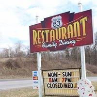 Route 83 Restaurant