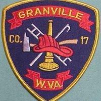 Granville Vol Fire Department. Co 17 WV Combination Fire Department