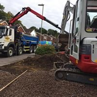 Easy-Diggers.co.uk - operated mini digger hire & Groundwork
