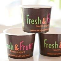 Fresh & Fruiti Frozen Yogurt