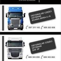 TRUCK BP - części Scania & Daf