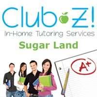 ClubZ! In-Home Tutoring - Sugarland & Surrounding Areas