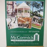 McCormick & Associates Builders