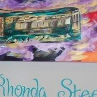 Art by Rhonda Steele
